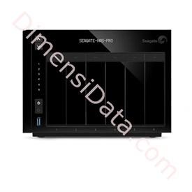 Jual Storage Server SEAGATE NAS Pro 6-Bay (6TB) [STDF6000300]